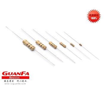 焊接的电路板因外力作用,发生形变,从而使电阻断裂(尤其在表贴电阻里