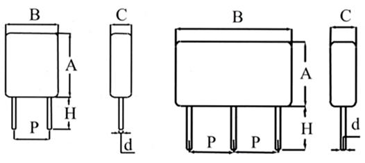范围 本规格书制定金属片无感水泥电阻的质量标准和验收规则。 产品特点 1.性能稳定、功率大、使用寿命长,。 2.片式成型低电感。 3.使用环境温度:-55~+275。 4.精度范围:5%、10%  产品结构